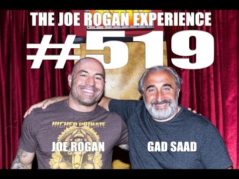 The Joe Rogan Experience: Gad Saad