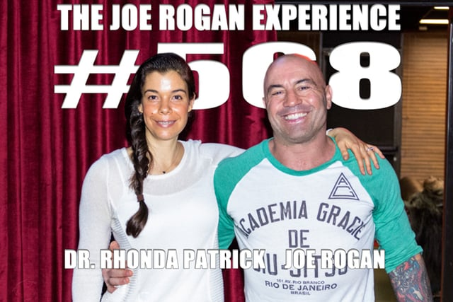 The Joe Rogan Experience: Dr. Rhonda Patrick