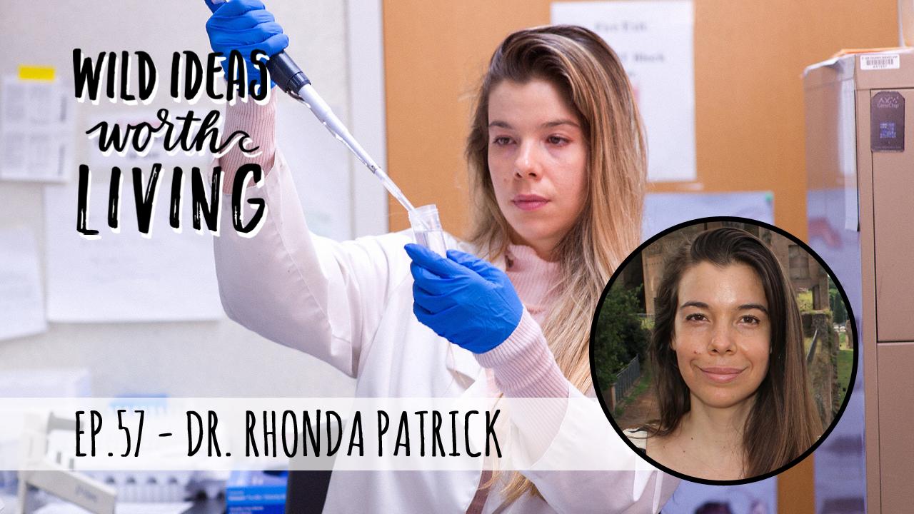 Dr rhonda patrick fish oil