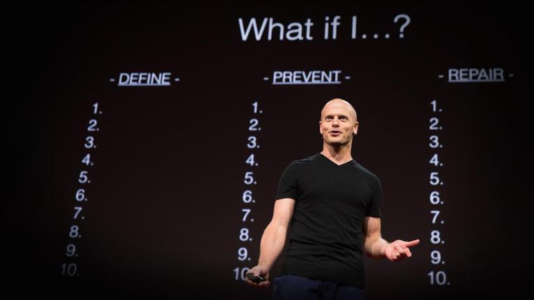 The Tim Ferriss Show – How the Best Overcome Fear