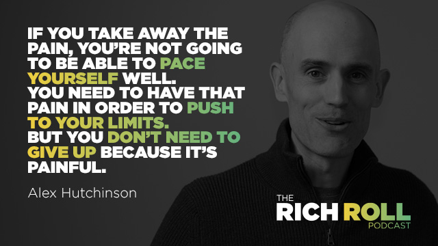 The Rich Roll Podcast – Alex Hutchinson on Redefining the Limits of Human Performance