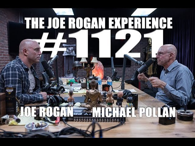 The Joe Rogan Experience – Exploring Psychedelics with Michael Pollan