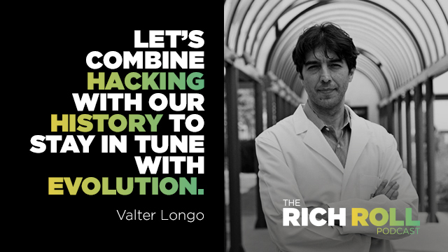 The Rich Roll Podcast – Fasting for Longevity With Valter Longo, Ph.D.