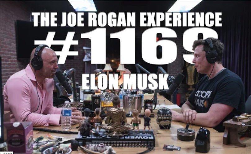 The Joe Rogan Experience - Elon Musk - Podcast Notes