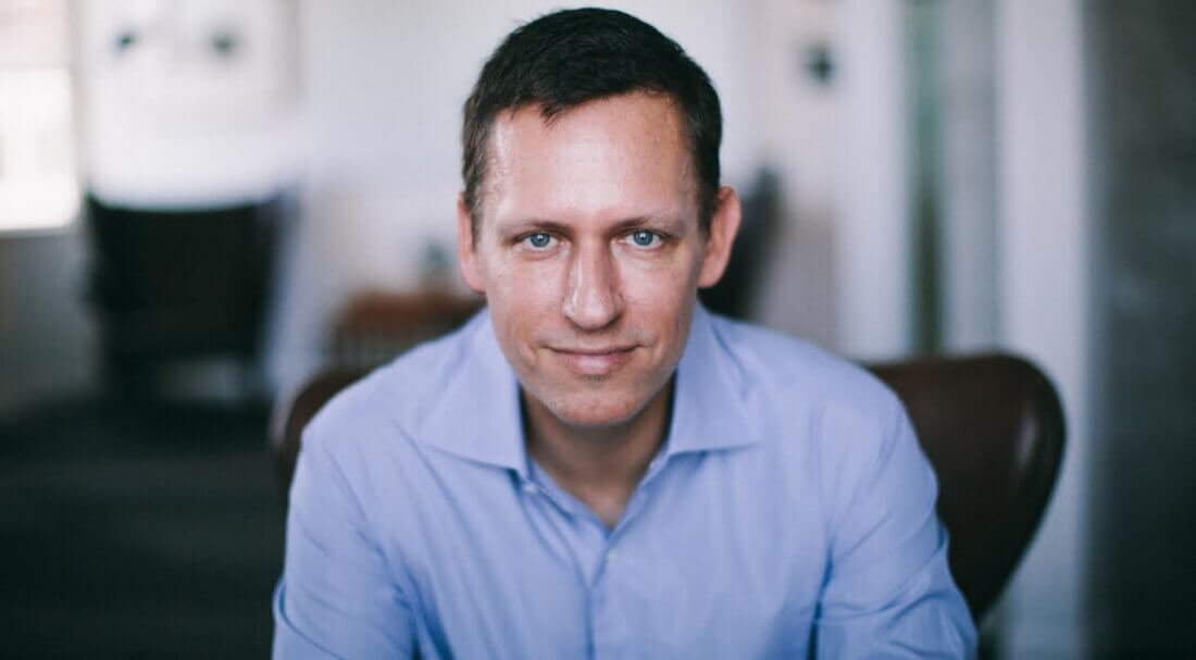 peter thiel competition
